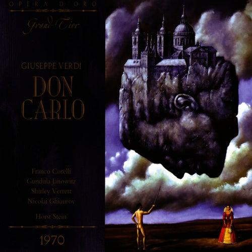 Verdi: Don Carlo / Live Performance, Vienna, October 25, 1970 by Vienna Philharmonic Orchestra