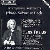 BACH, J.S.: Complete Organ Music, Vol. 8 by Hans Fagius