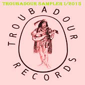 Troubadour Records Promo and Demo Sampler 1/2015 by Various Artists