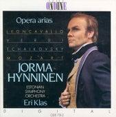 Opera Arias (Baritone) - Hynninen, Jorma by Jorma Hynninen