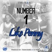Number 1 / Like Penny (feat. Dee-1) - Single de Starlito
