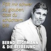 Fällt mir schwer zu glauben, dass du schüchtern bist by Bernd Begemann
