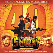 Sholay Songs And Dialogues by Various Artists