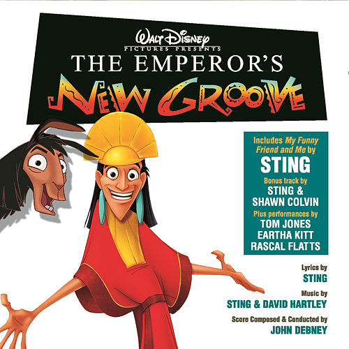 The Emperor's New Groove by Various Artists
