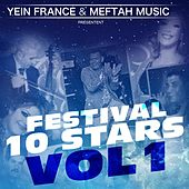 Festival 10 Stars, Vol. 1 by Various Artists