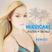 Hurricane Remixes, Pt. 3 (feat. Julien Kelland) by Danny Darko