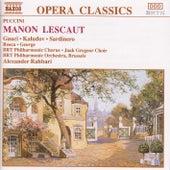 Manon Lescaut de Giacomo Puccini