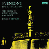 Evensong For Ash Wednesday von Various Artists