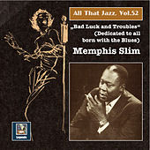 All That Jazz, Vol. 52: Memphis Slim –
