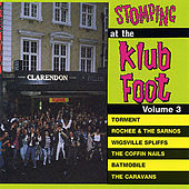 Stomping At The Klub Foot Volume 3 by Various Artists