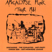 Apocalypse Punk Tour by Various Artists
