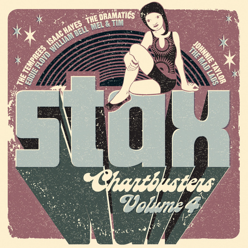 Stax Chartbusters, Vol. 4 by Various Artists