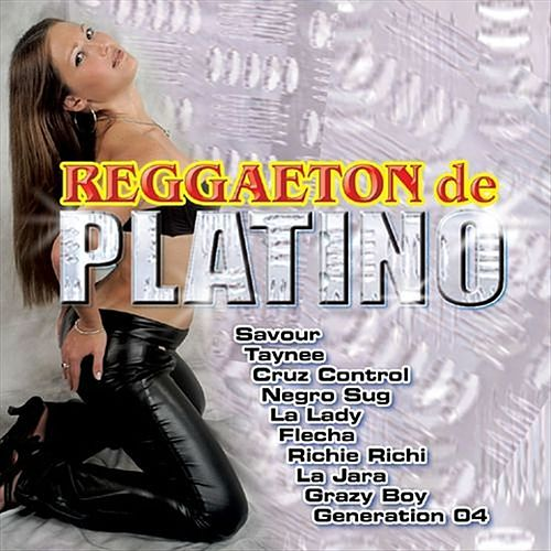 REGGAETON De PLATINO by Various Artists