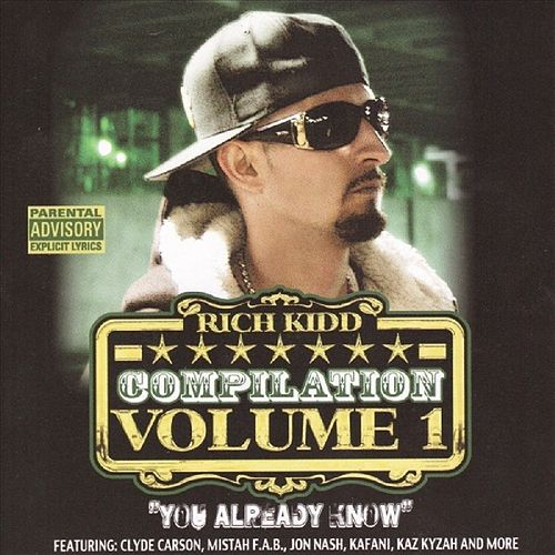 Compliation Volume1 'You Already Know' by Various Artists