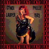 Ripley's Music Hall, Philadelphia, November 29th, 1983 (Doxy Collection, Remastered, Live on Fm Broadcasting) de Cyndi Lauper