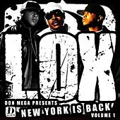 New York Is Back, Vol. 1 by The Lox
