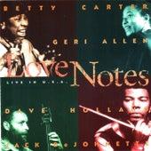 Love Notes von Betty Carter