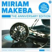 The Anniversary Edition de Miriam Makeba