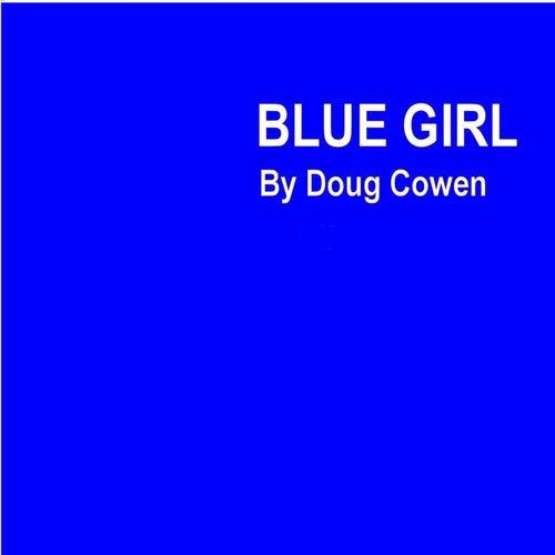 Blue Girl by Doug Cowen