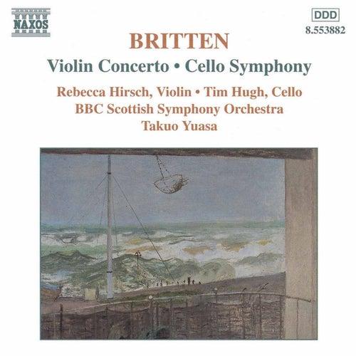Violin Concerto / Cello Symphony by Benjamin Britten
