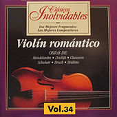 Clásicos Inolvidables Vol. 34, Violín Romántico by Various Artists
