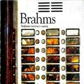 Sinfonía trecera y cuarta, Brahms de Orquesta Sinfónica de la Radio Bávara