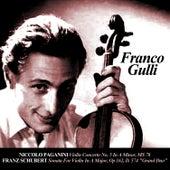 Niccolo Paganini: Violin Concerto No. 5 In A Minor, MS 78 - Franz Schubert: Sonata For Violin In A Major, Op 162, D. 574