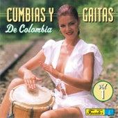 Cumbias y Gaitas de Colombia, Vol. 1 by Various Artists