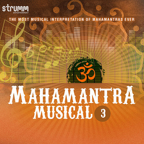 Mahamantra Musical, Vol. 3 by Om Voices
