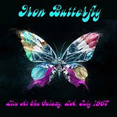 Live At The Galaxy, LA, July 1967 (Live) von Iron Butterfly