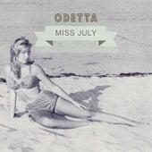 Miss July by Odetta