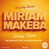 Glory Times de Miriam Makeba