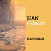 Horizontalement de Jean Ferrat