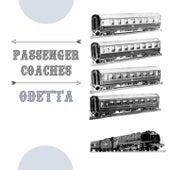 Passenger Coaches by Odetta