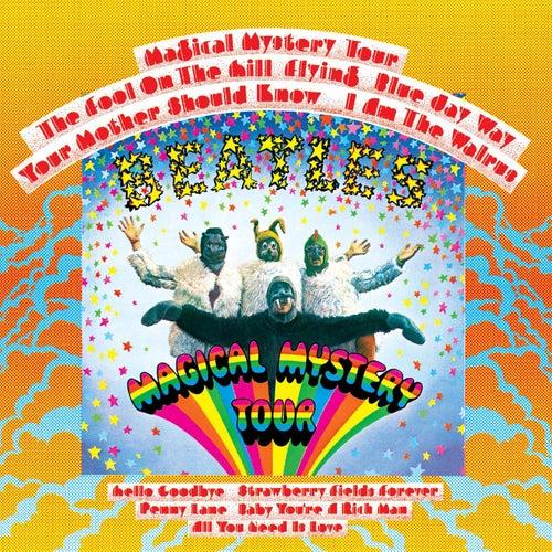 Magical Mystery Tour de The Beatles