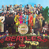 Sgt. Pepper's Lonely Hearts Club Band von The Beatles
