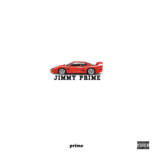 Red Ferrari by Jimmy Johnson