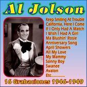 16 Grabaciones 1946-1949 by Al Jolson