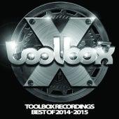 Toolbox Recordings: Best Of 2014 & 2015 - EP de Various Artists