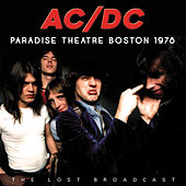 Paradise Theatre Boston 1978 (Live) von AC/DC