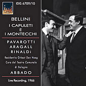 Bellini: I Capuleti e i Montecchi (Live) by Various Artists