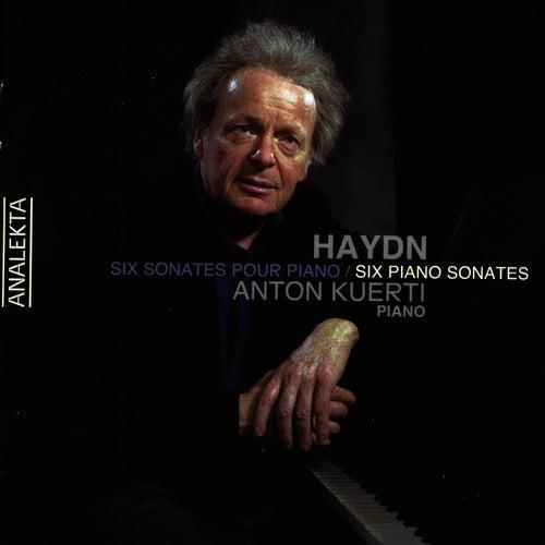 Haydn: Six Sonates Pour Piano by Franz Josef Haydn