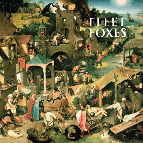Fleet Foxes de Fleet Foxes