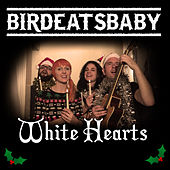 White Hearts by Birdeatsbaby