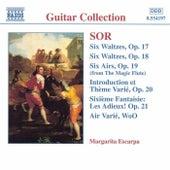 Guitar Music Opp. 17 - 21 by Fernando Sor