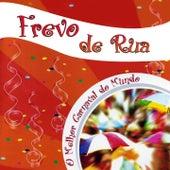 O Melhor Carnaval do Mundo (Frevo de Rua) de Various Artists