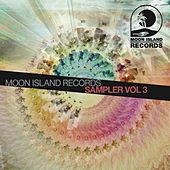 Moon Island Sampler, Vol. 3 - Single de Various Artists
