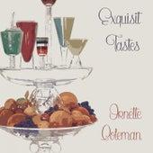 Exquisit Tastes von Ornette Coleman