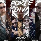 Porte de Diva (feat. Maldy, Luigi-21 + & Alexis) de Andino