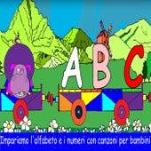 Impariamo l'alfabeto e i numeri con canzoni per bambini von YLEE Kids